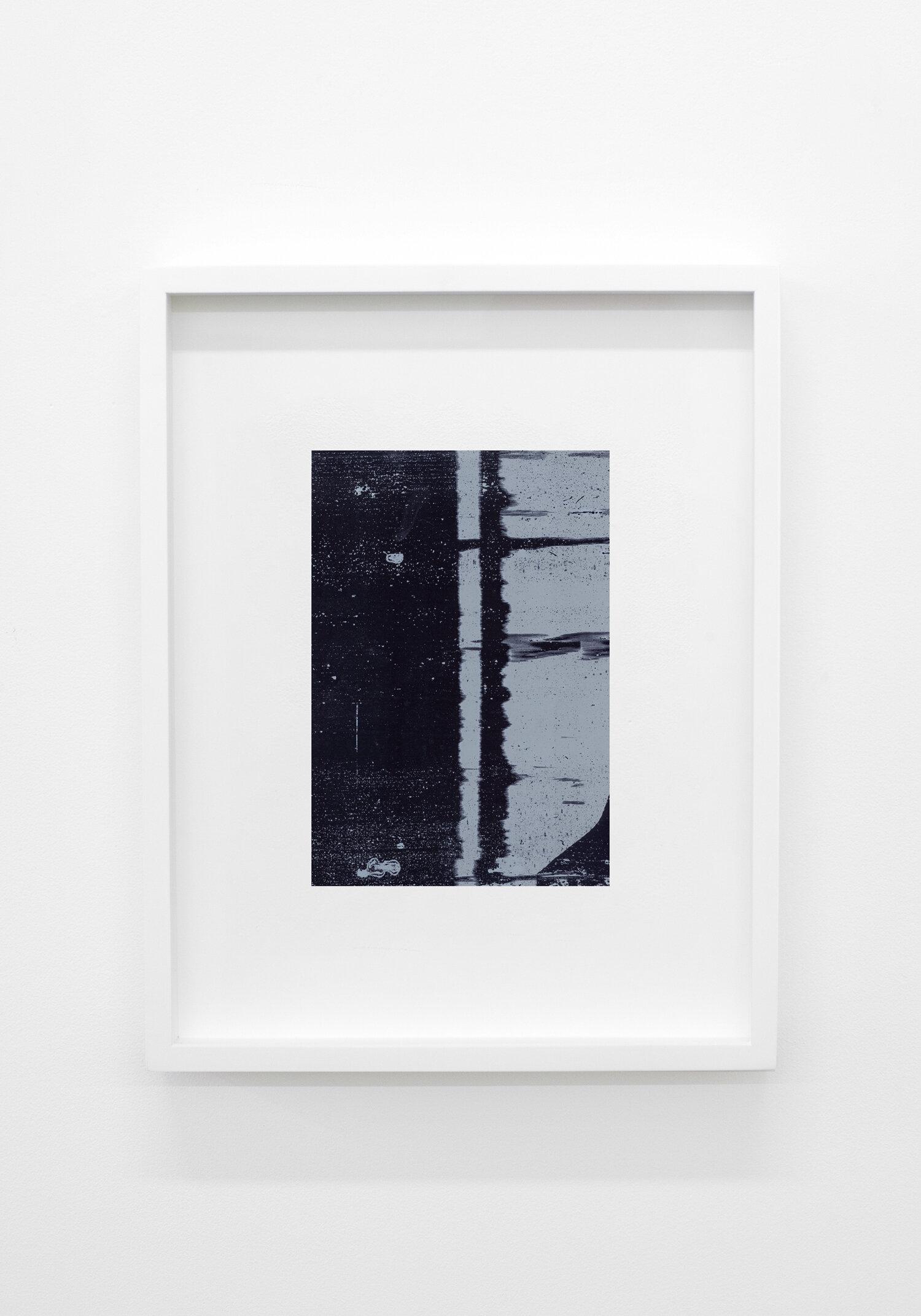 """Jérôme Nadeau,  Argot,  édition unique, 2019, impression laser sur papier Fujicolor Crystal Archive non-procédée, 18 x 13 cm (7"""" x 5"""")"""