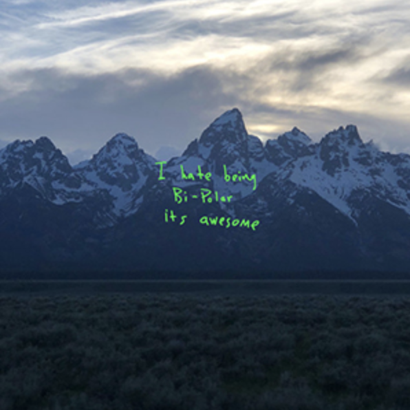 Kanye West's controversial solo album shines through not in its technical abilities, but instead in its ability to create such a prominent atmosphere of tranquility, starting from the haunting samples in I Thought About Killing You to the somber choir and apologetic lyrics of Violent Crimes. However, the biggest standout in this record comes from the amazing verse and grandiose, echoey outro by 070 Shake in Ghost Town. While not the best in its technical aspects,  ye  will go down as one of the hallmark albums of 2018.