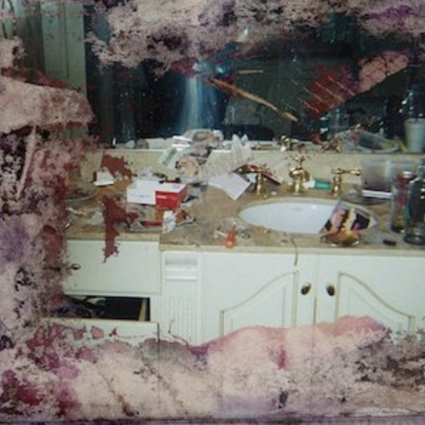 """Pusha T cements himself as a hip hop legend for a new generation of listeners with a consistent, confident flow and thoughtful bars throughout the short but sweet 7-song album. Its short length leaves some to be desired, but Push's amazing rhyme schemes flowing with the Kanye-produced instrumentals, his lyrical ability especially shining on tracks like """"If You Know You Know"""" and the Drake diss """"Infared""""."""