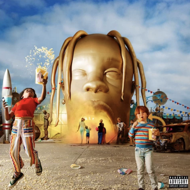 The most culturally moving album of 2018, ASTROWORLD lives up to its enormous expectations with a commercial, yet still trippy and exciting 17-track album by Travis. Starting from the hazy intro of STARGAZING, the album truly feels like a ride through the world's trippiest theme park. Although some songs like WHO? WHAT! Or HOUSTOUNFORNICATION begin to feel repetitive, the album as a whole truly shows Travis' ability to create a consistent mood, his trappy voice complimenting the star-studded producers behind the experience of ASTROWORLD.