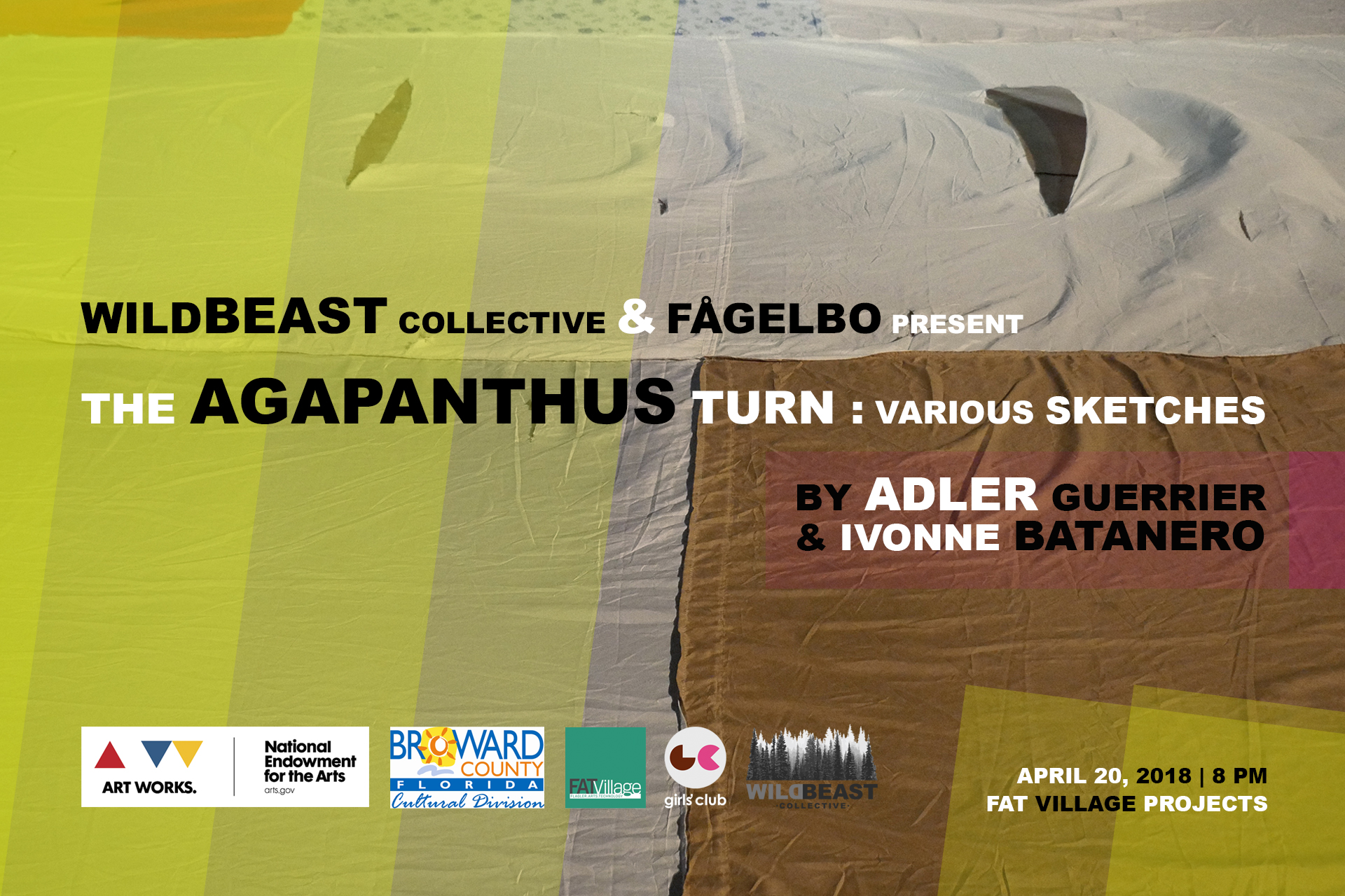 Flyer: Voltagge Factory