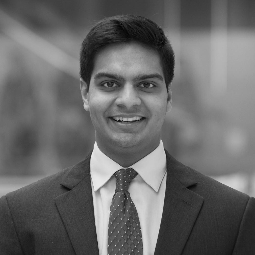 Jash Patel, Founder