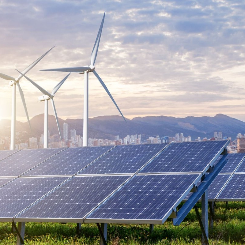 100% Renewable Energy   Developing regenerative energy infrastructure that drives economic development for frontline communities is at the core of a Just Transition.