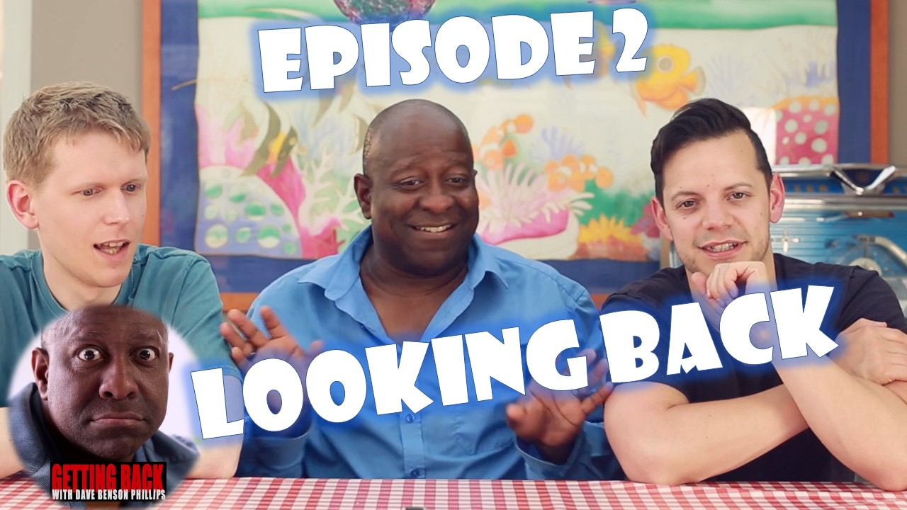LOOKING BACK WITH DAVE BENSON PHILLIPS: EPISODE 2      Released 15/10/17      Andrew, Dave and James discuss the second episode.