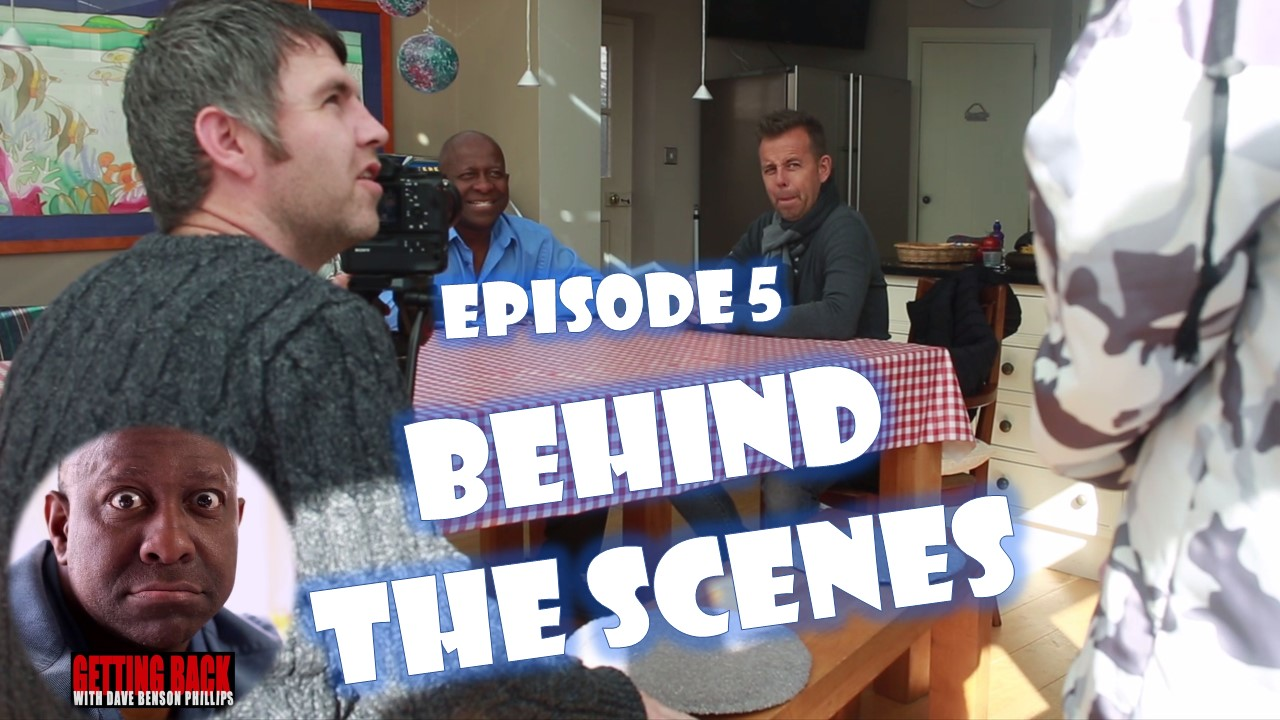 Episode 5 behind the scenes      Released 04/03/18