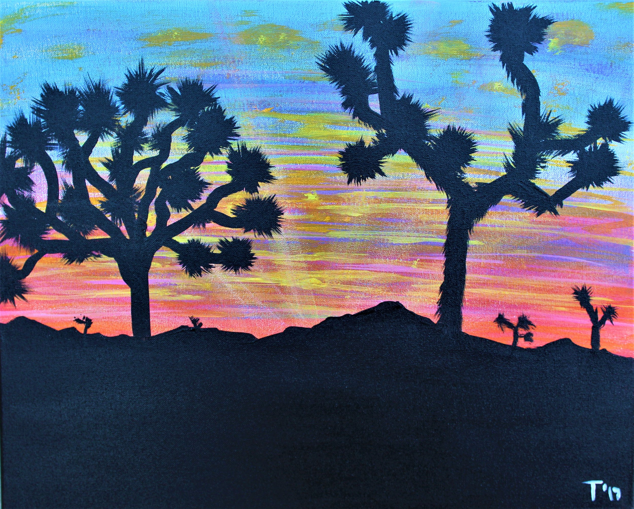 Joshua Tree Sunrise