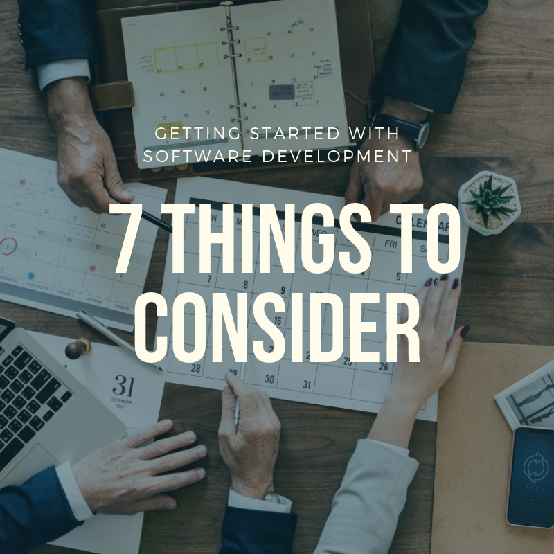 7 Things to Consider Blog Banner