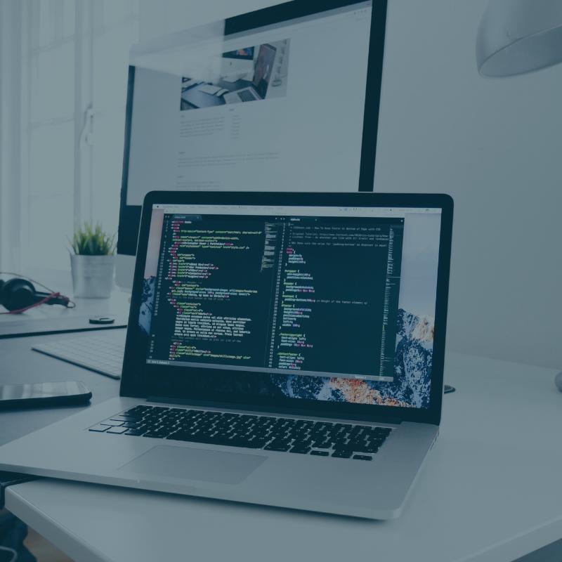 WordPress Development & Design Button