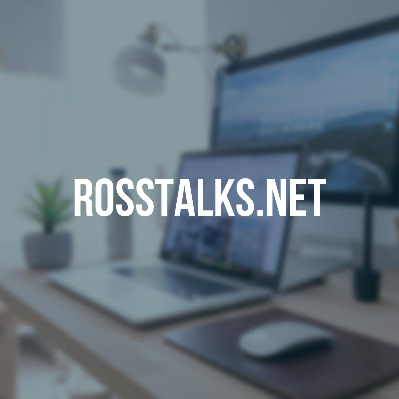 RossTalks Client Button