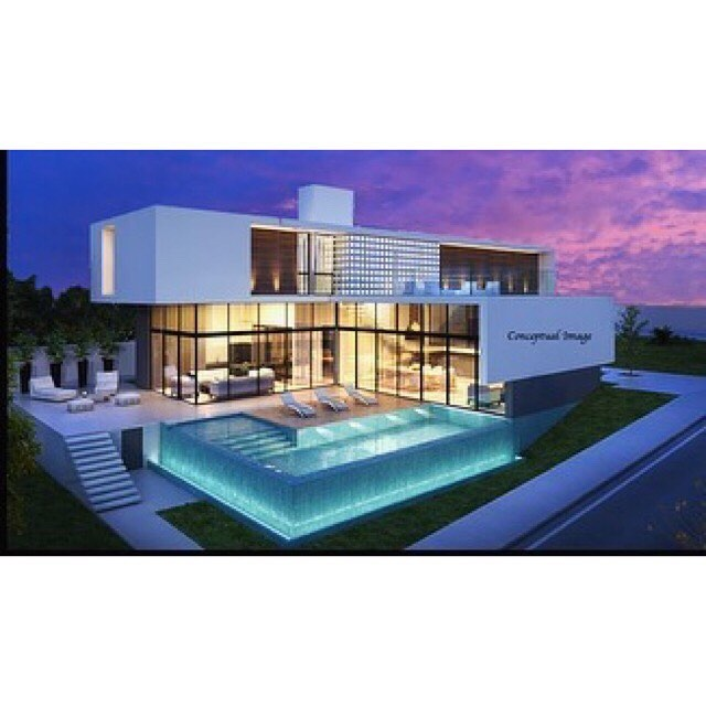 A conceptual image sent in from our clients representing a modern luxury estate. Direct message us today to get started on building your dream home atop the highest point in Mendham NJ.  #2019  #njrealestate  #customhomes  #modernliving
