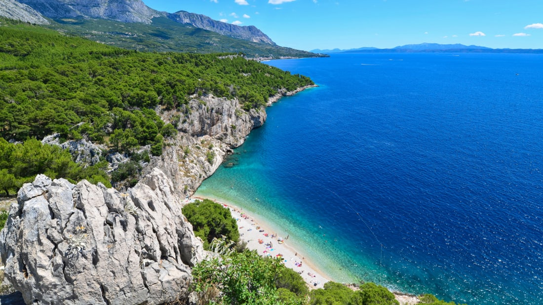 11 of Croatia's Best Beaches - Article by Mike Dunphy, CNN