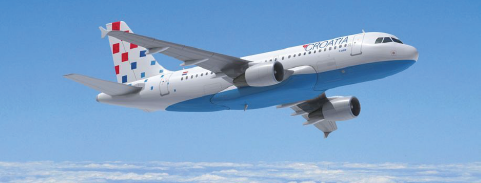 Enjoy a glass of Vina Laguna wine, a Blue Ice Partner, on Croatia Airlines - Blue Ice and Vina Laguna have worked together for years to bring their quality Croatian red, white, and sparkling wines to America.
