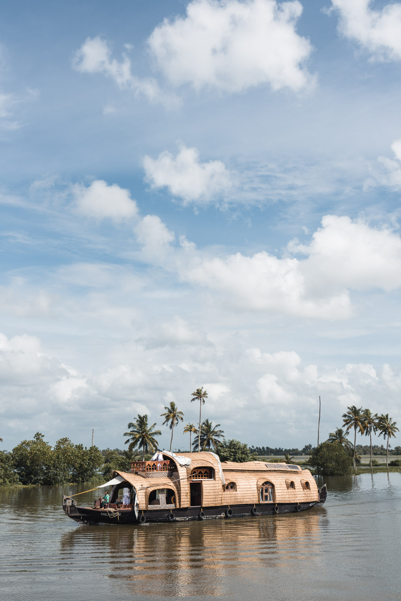 Alleppey Backwaters houseboat cruise