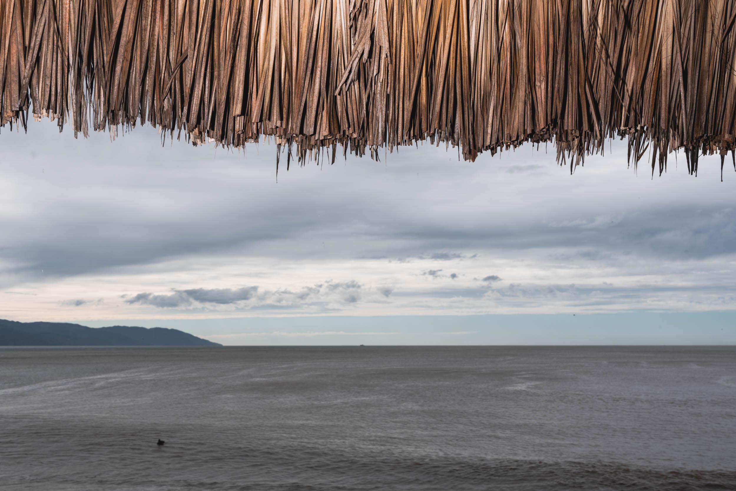 Perto Vallarta beach scene