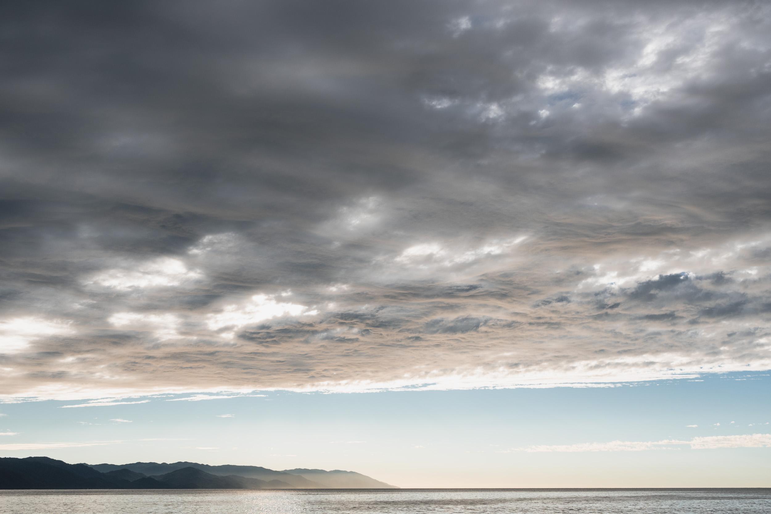 Puerto Vallarta sunset beach scene