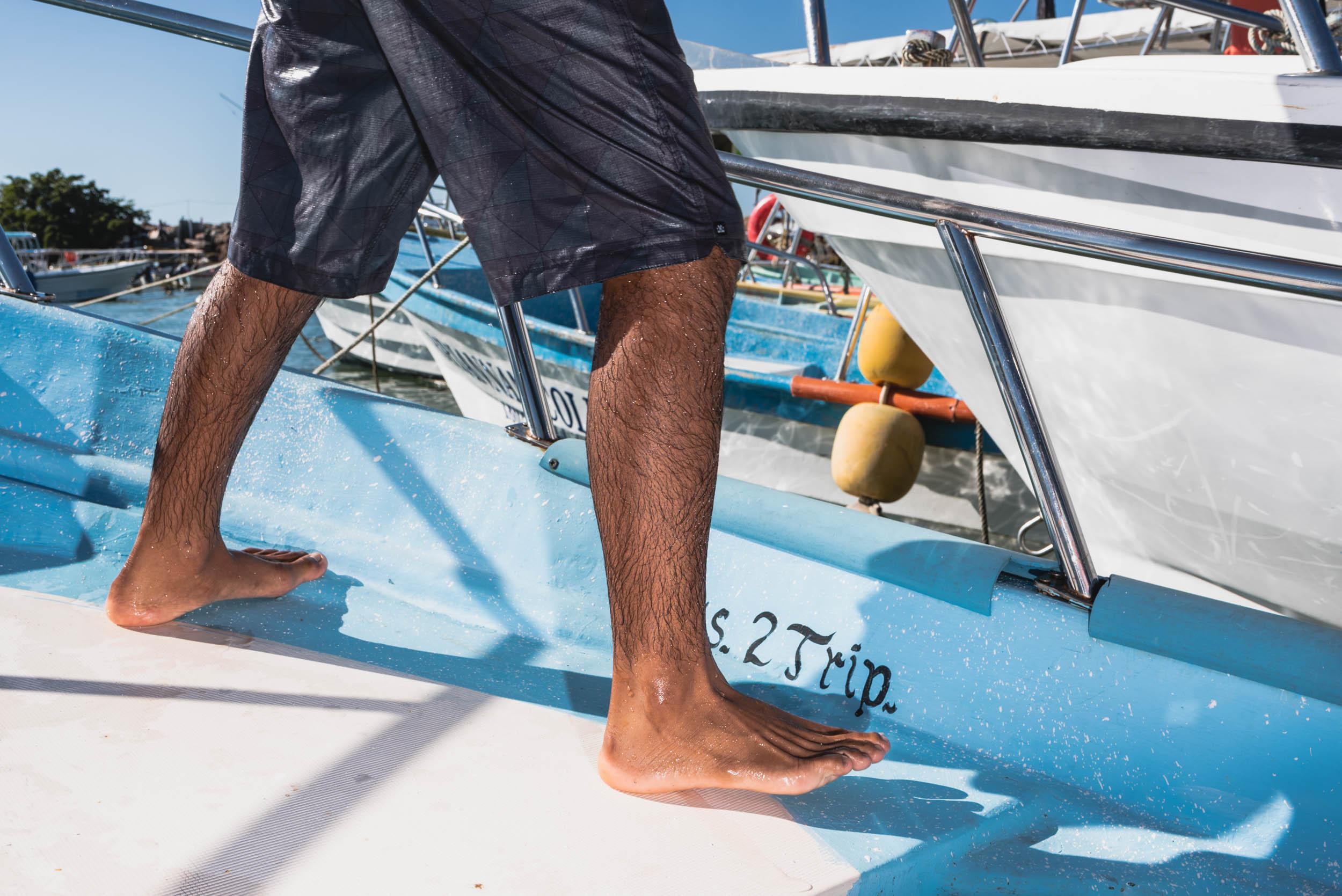 Punta Mita boat ride