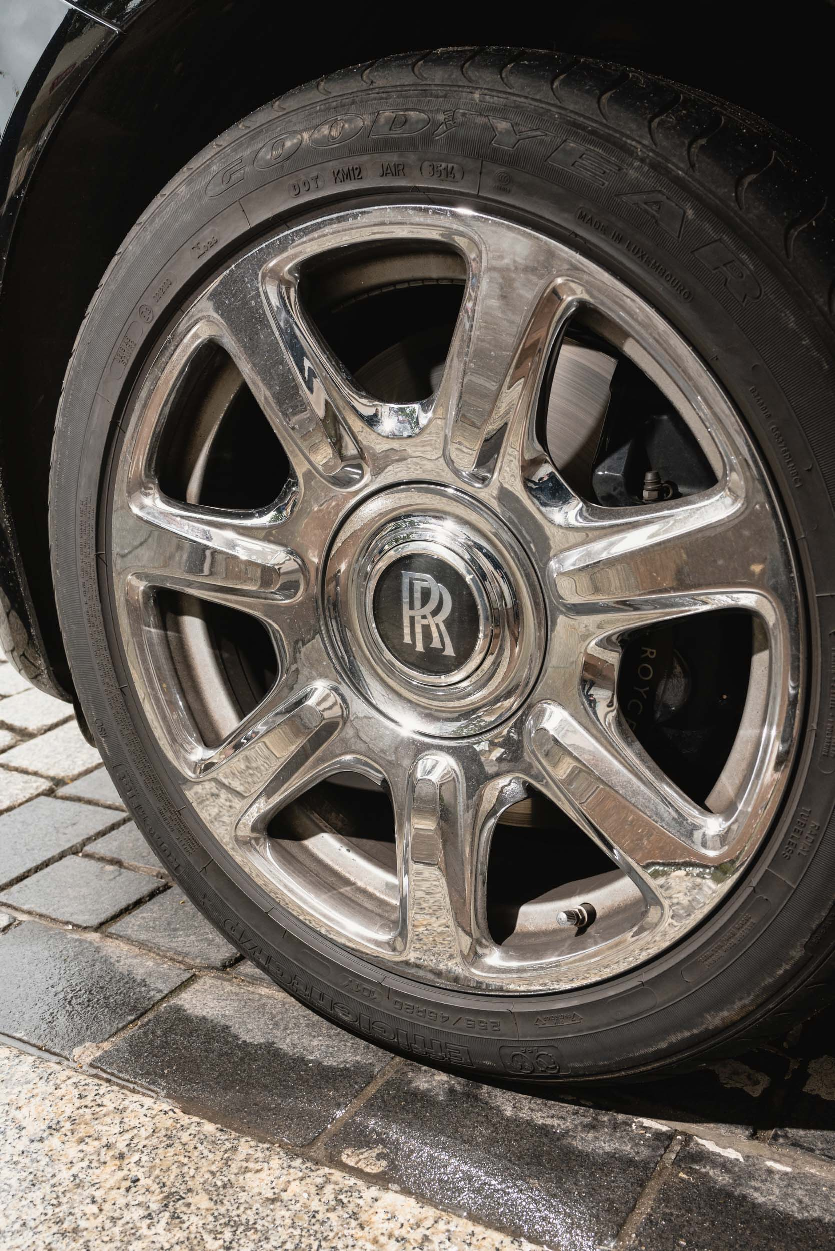 Rols Royce Wheel