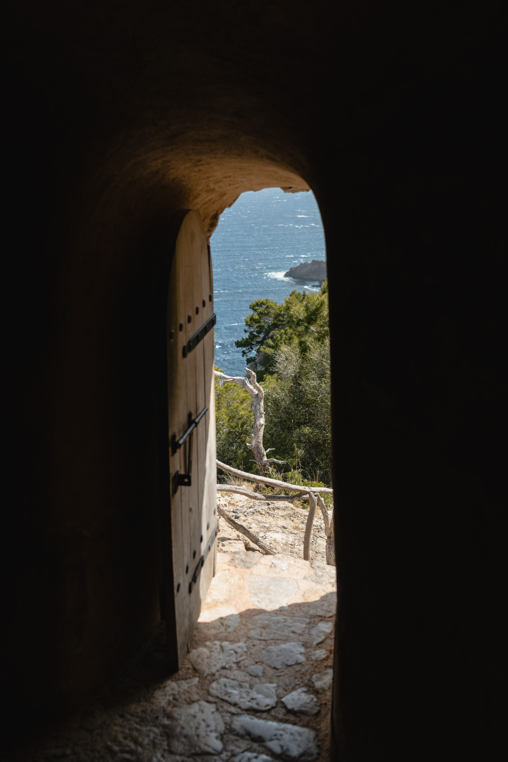 Door in Torre del Verger