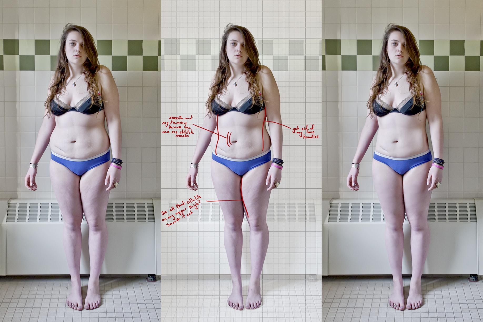 Body image -