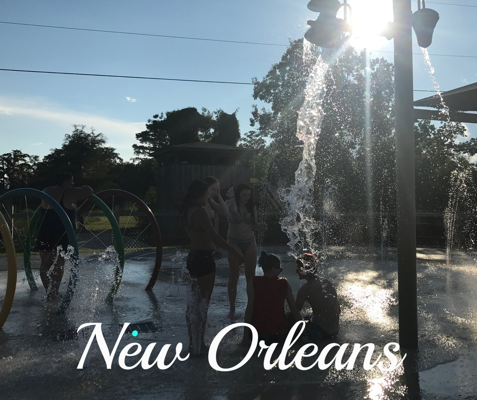 Eclectic New Orleans!