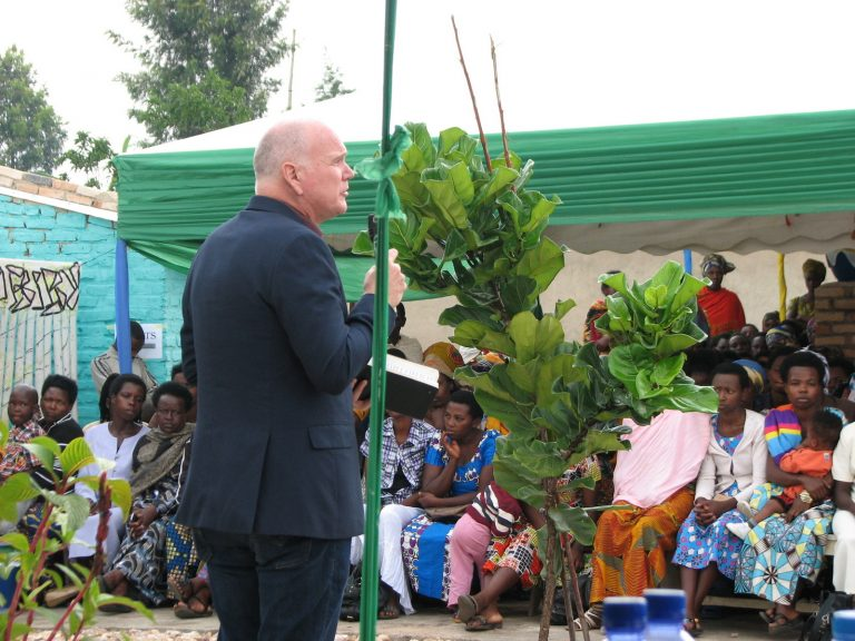 GREG STONE, CEO, ALL ACROSS AFRICA