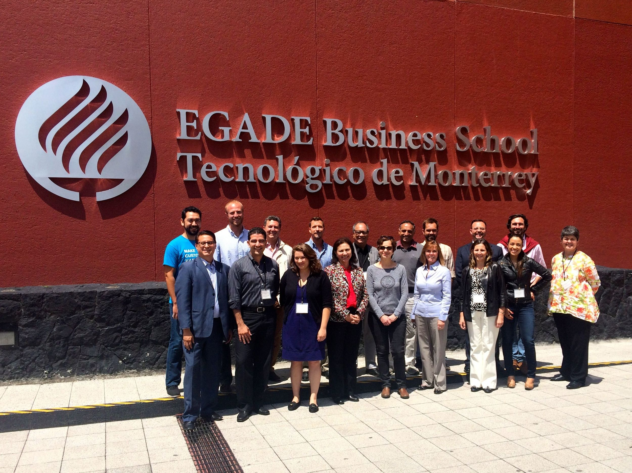 THE 2015 GSBI NETWORK ANNUAL MEETING IN MEXICO CITY