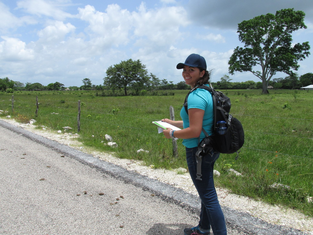 ALEX CABRAL CONDUCTING SOCIAL IMPACT ASSESSMENT IN MEXICO