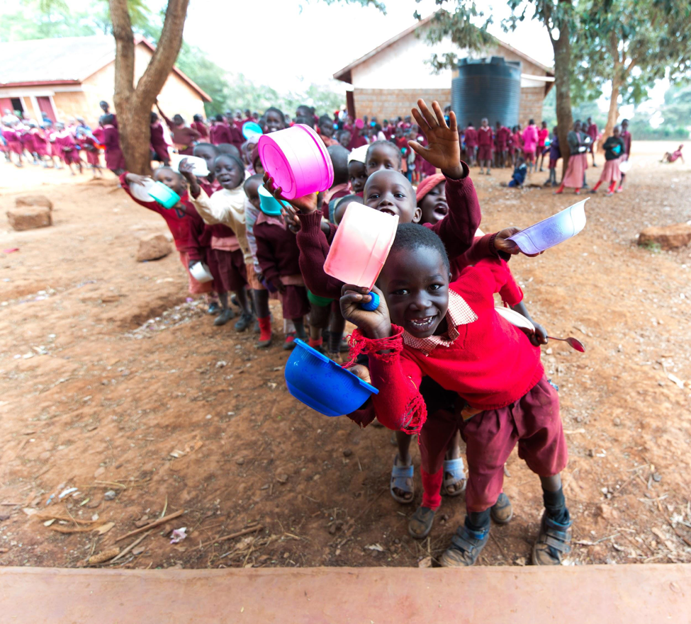 PHOTO CREDIT: FOOD FOR EDUCATION