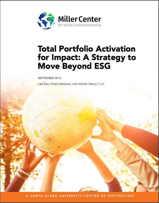 Total Portfolio Activation for Impact