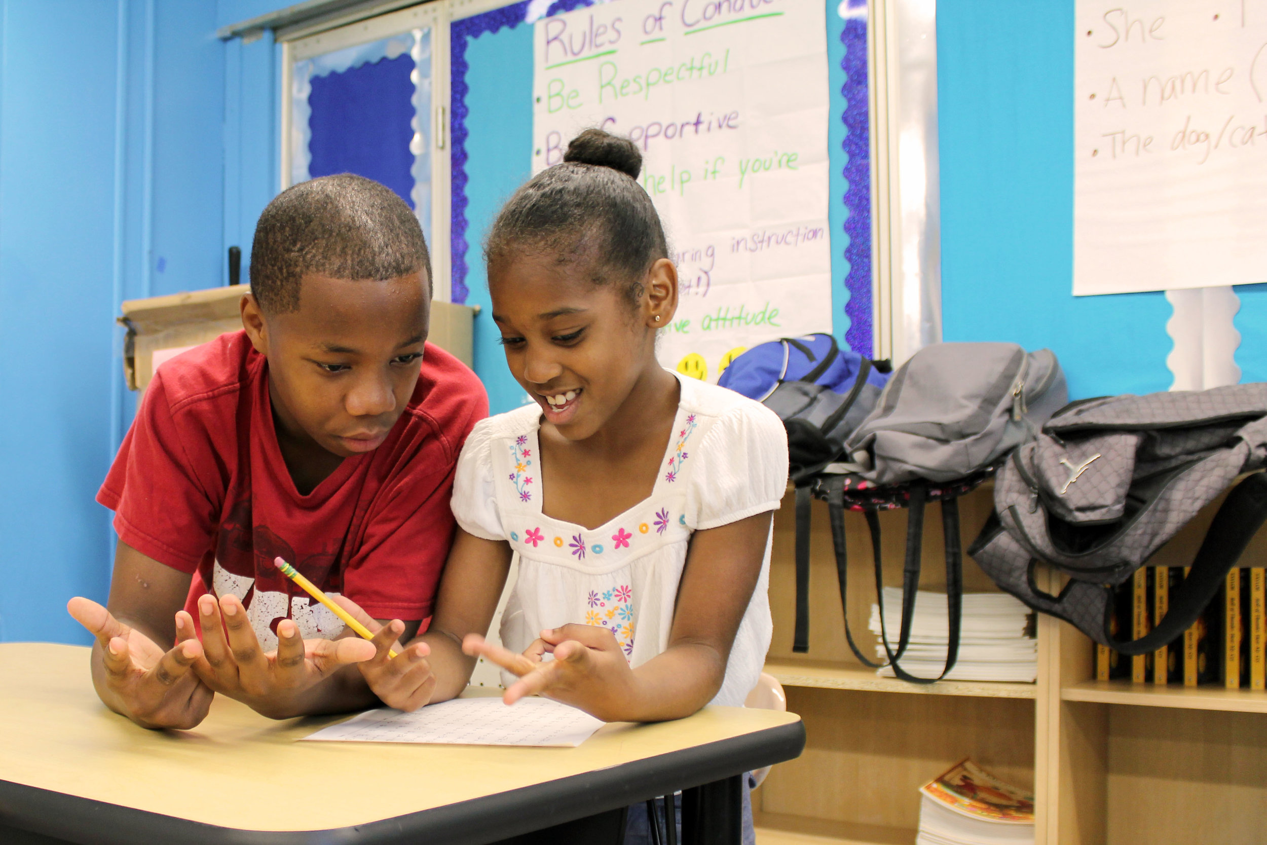 Practice Makes Perfect  (New York, New York): Providing academic summer programming in high-need communities