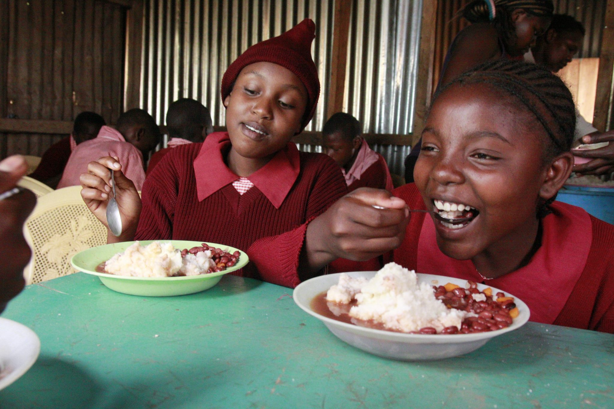 Photo courtesy of Food 4 Education
