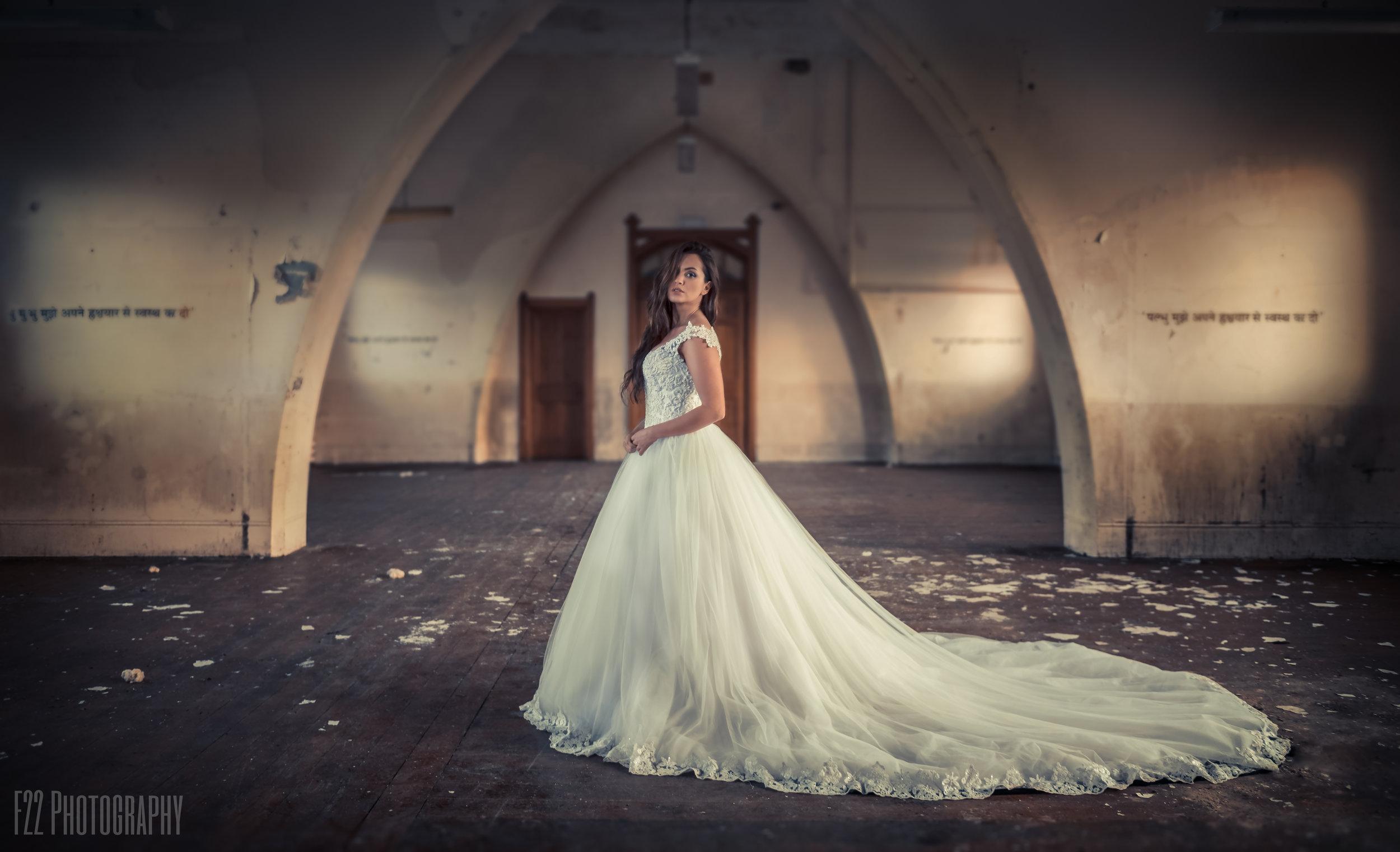 Model shoot - Amanda