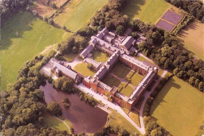 Aerial view of   St Josephs Seminary