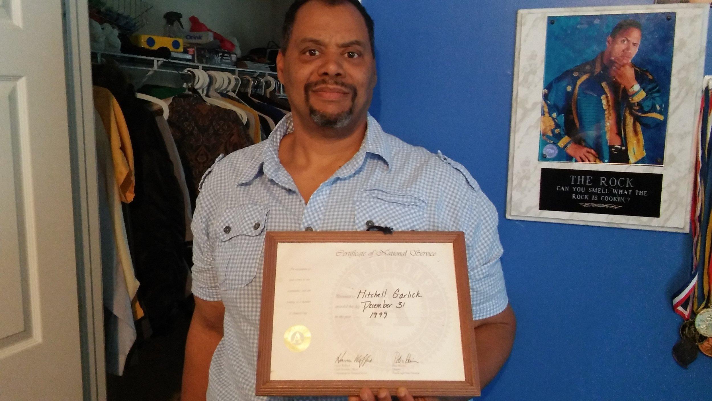 Recognizing important achievements