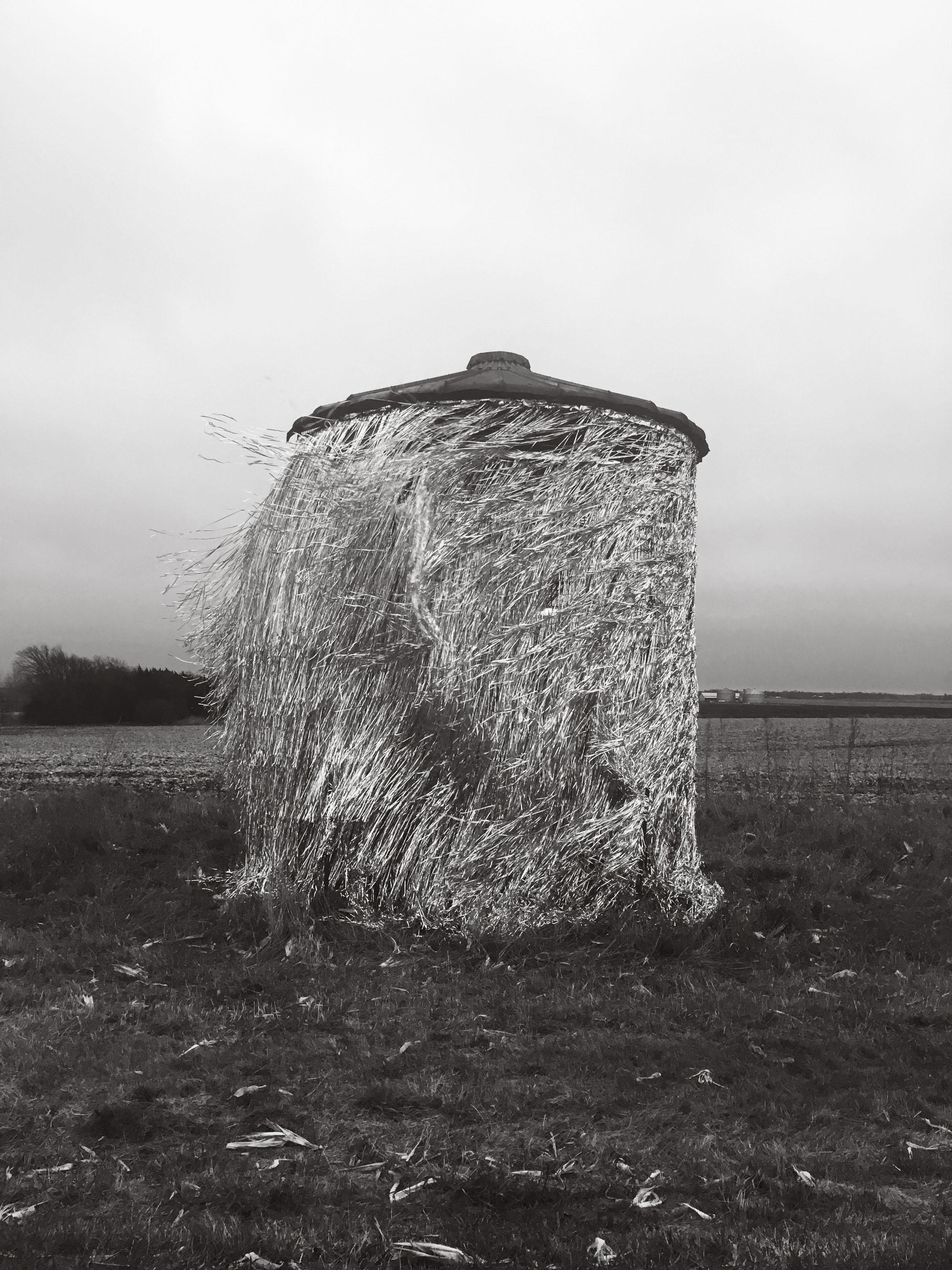 Corn Crib - South Dakota