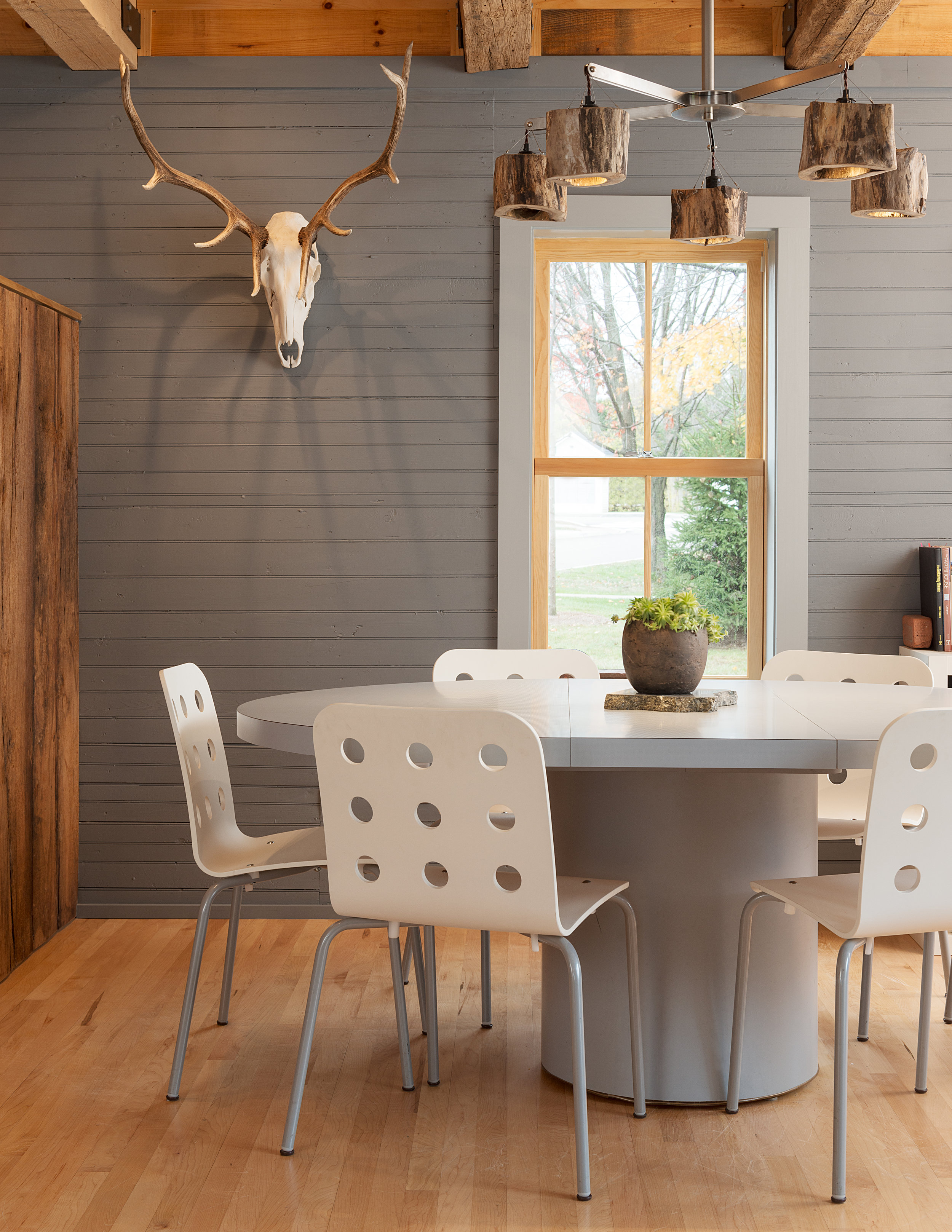 Interior Renovation | Modern Rustic