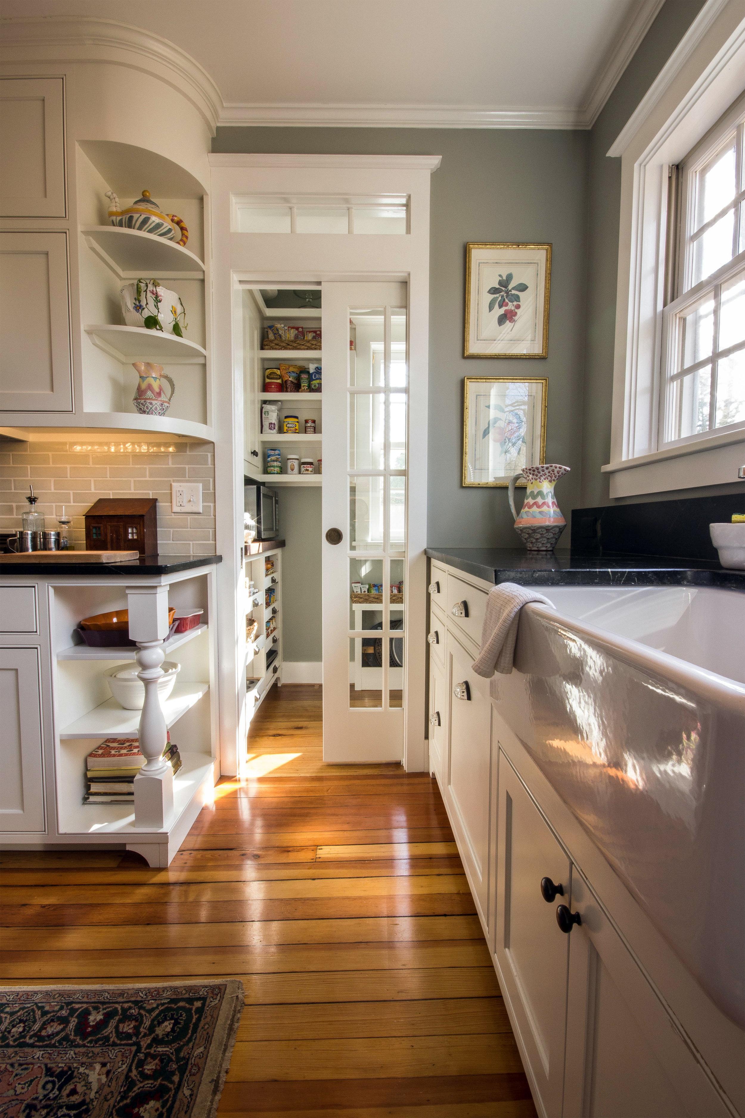 Kitchen Renovation | Greek Revival