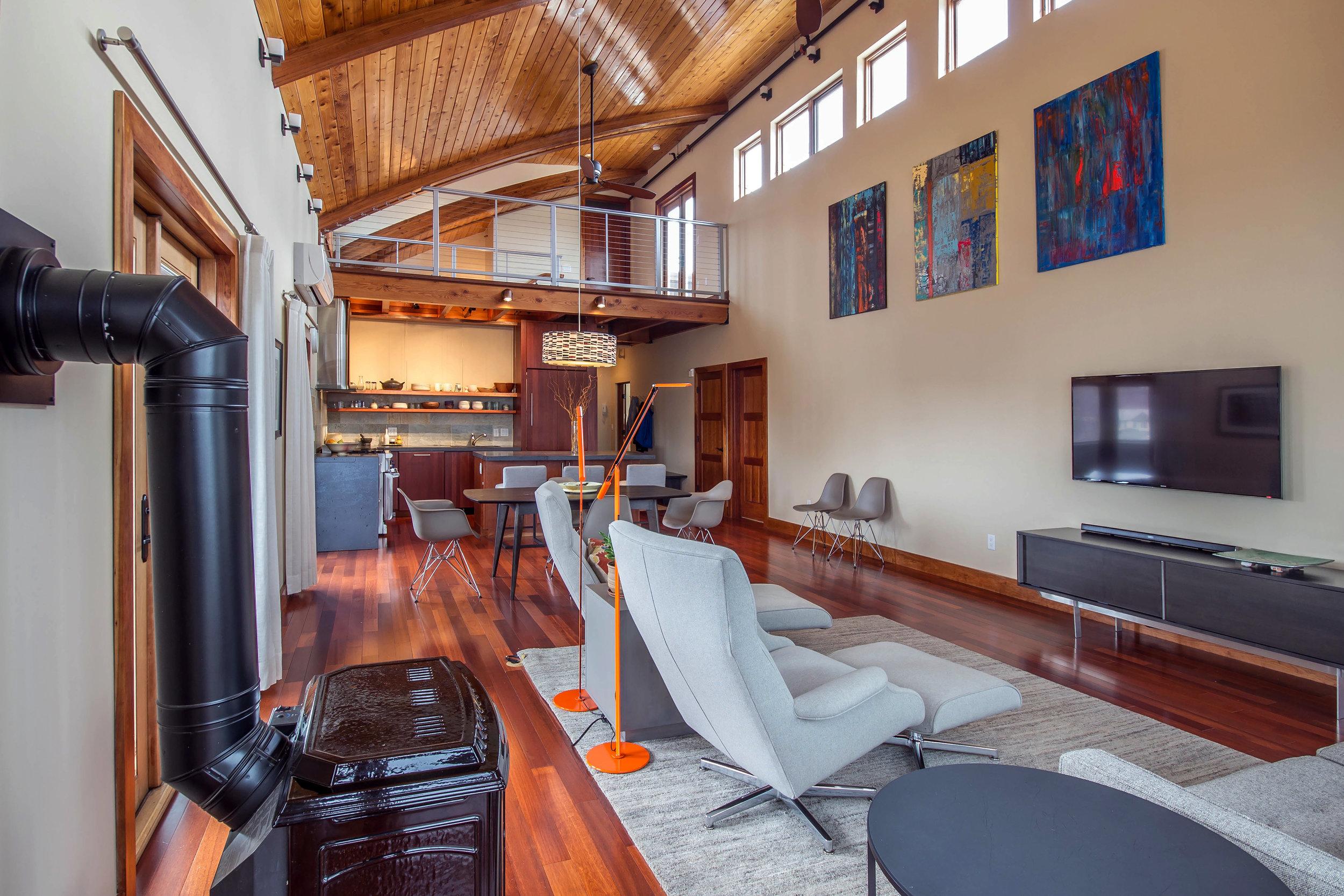 Interior Renovation | Contemporary