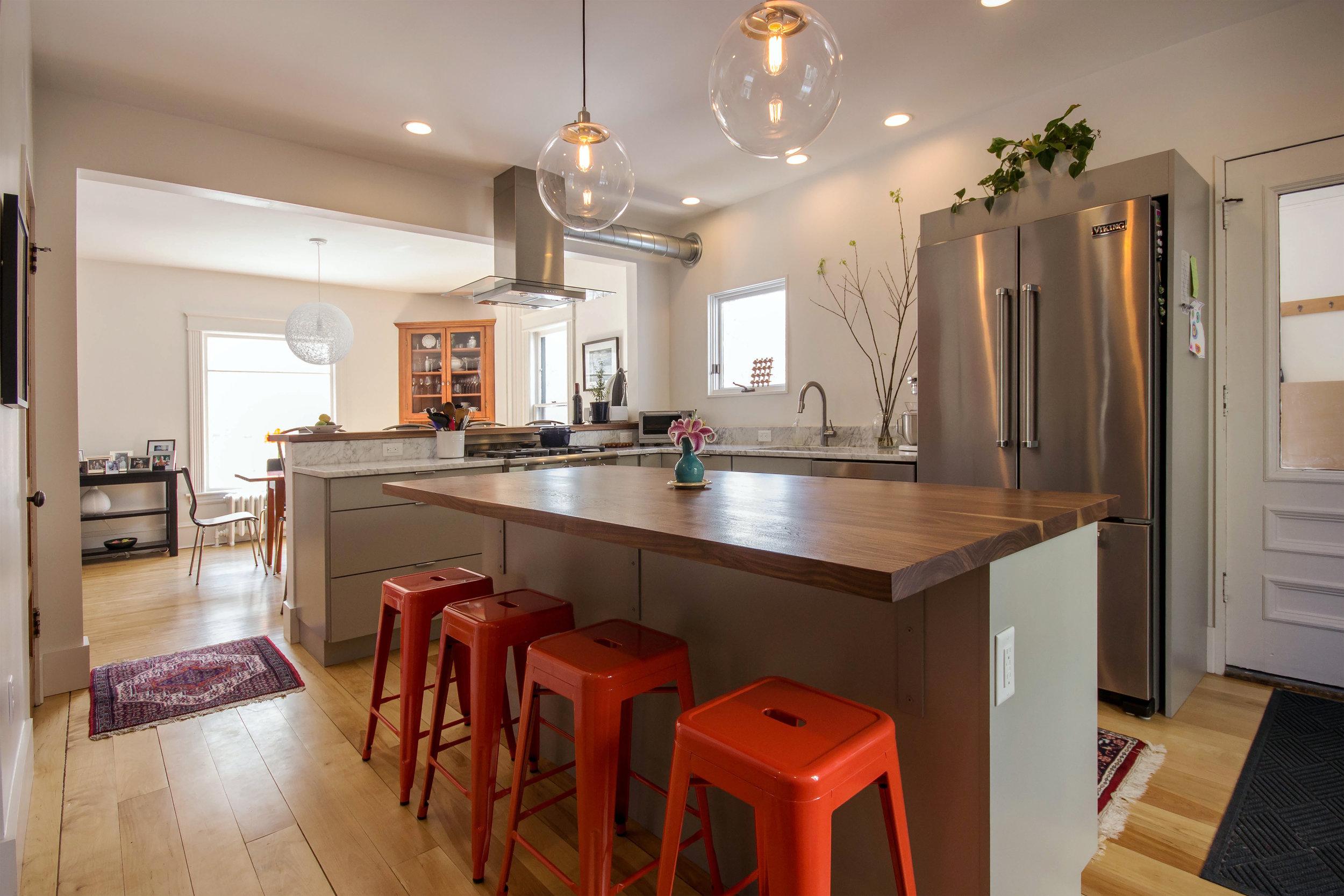 Kitchen Renovation | Modern Minimalist