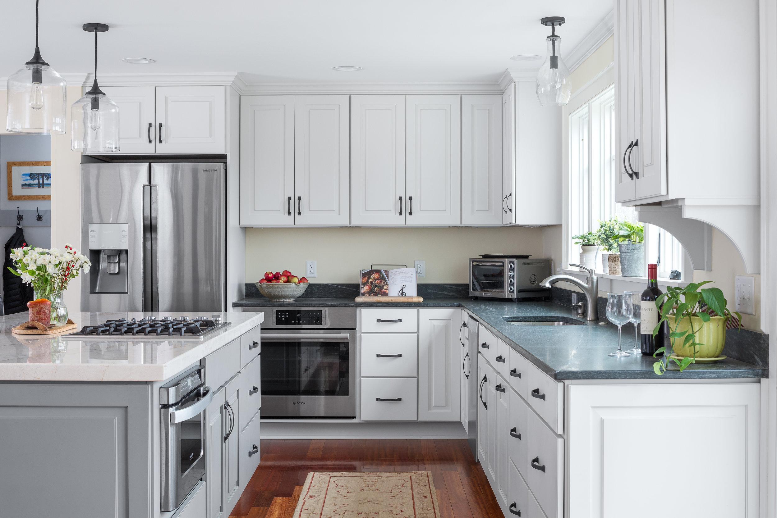 Kitchen Renovation | Traditional