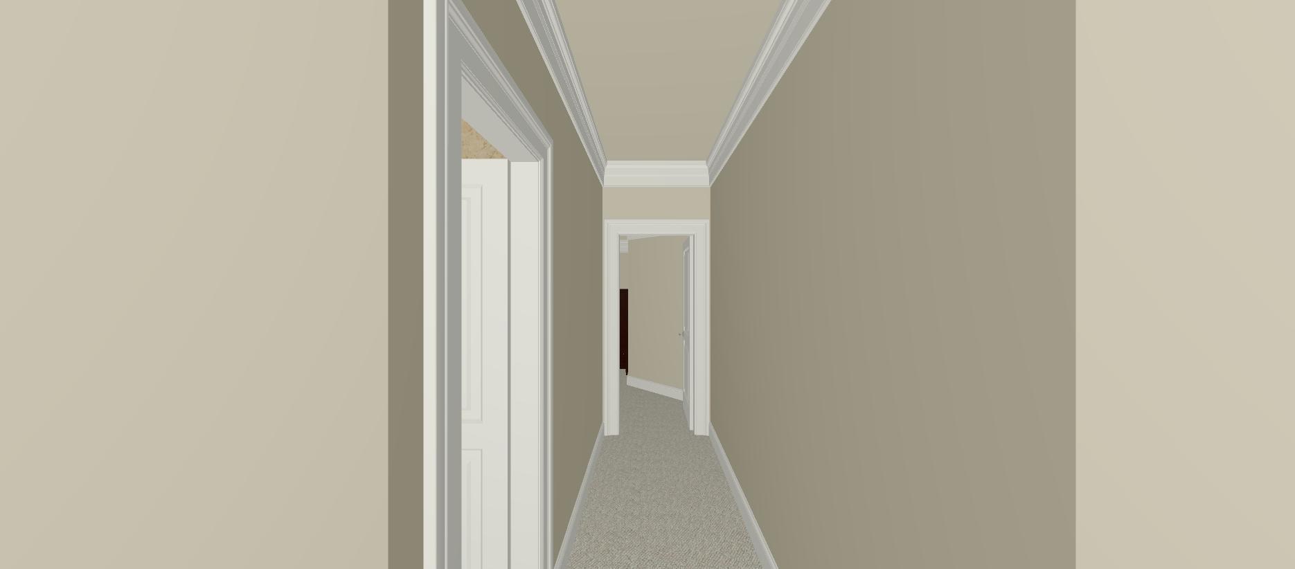 Render 25 Hall Heading to Bedroom 3.jpg