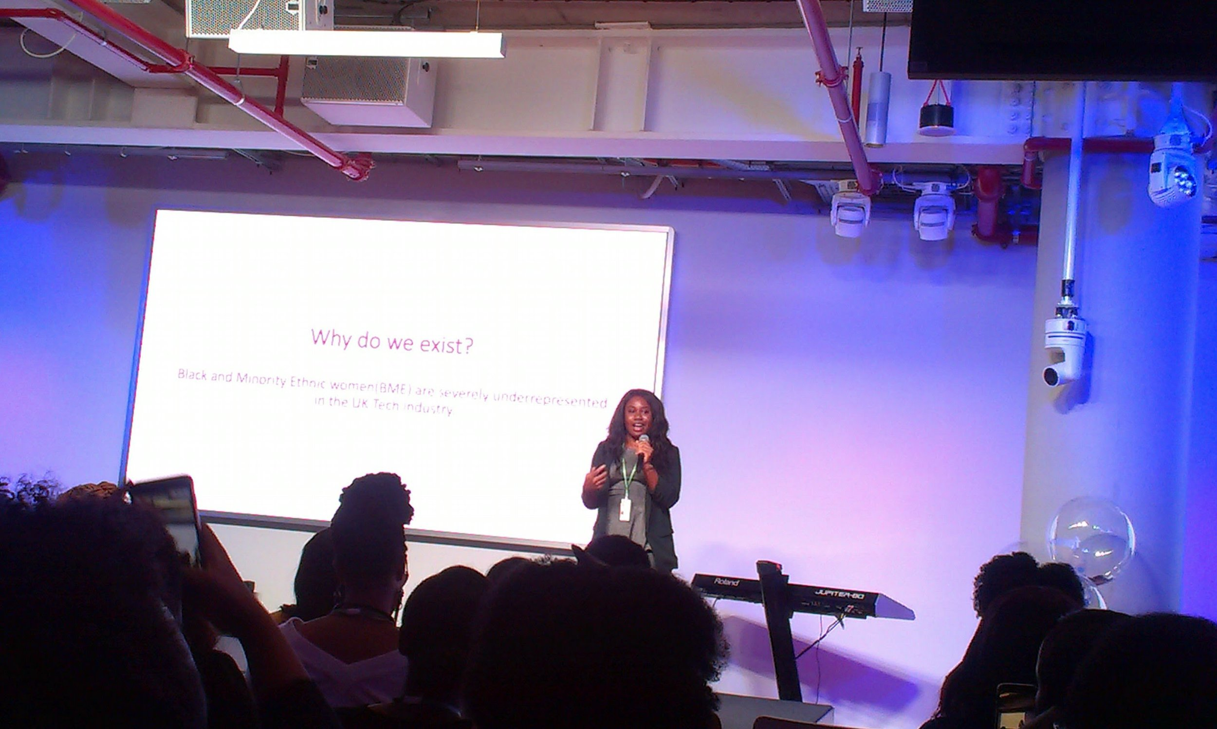 Facebook - The Witty Careers story at Facebook UK's Black History Month celebration. Watch the full presentation here: https://www.youtube.com/watch?v=p_7aU19GCUA