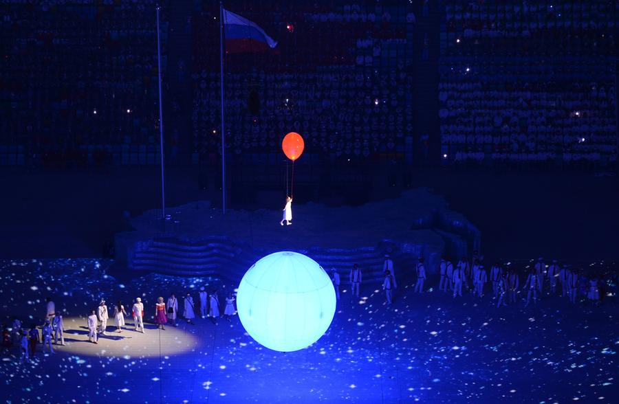 #15 - OLYMPICS OPENING - Sochi
