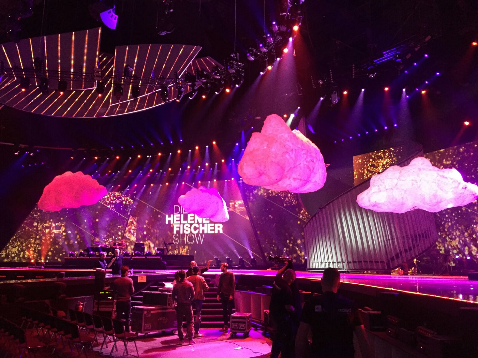 #23 - CLOUDS FOR TV SPECIAL - Dusseldorf