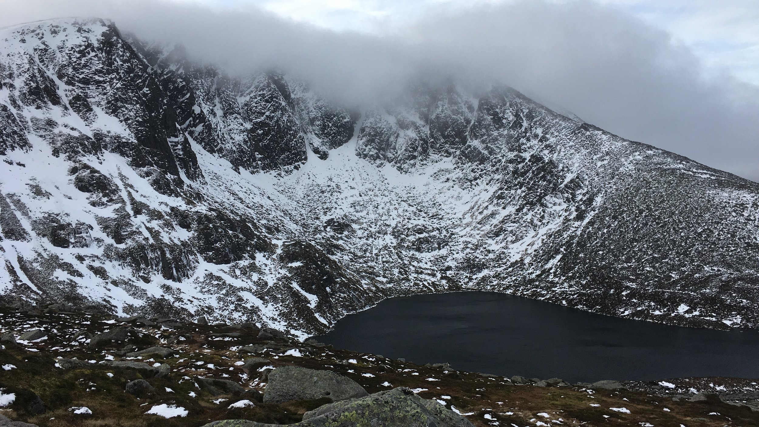 Dark Lochnagar