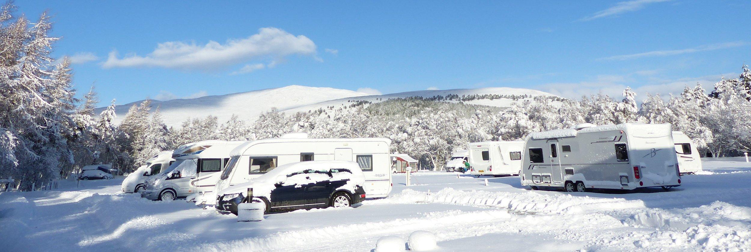 Winter in Braemar