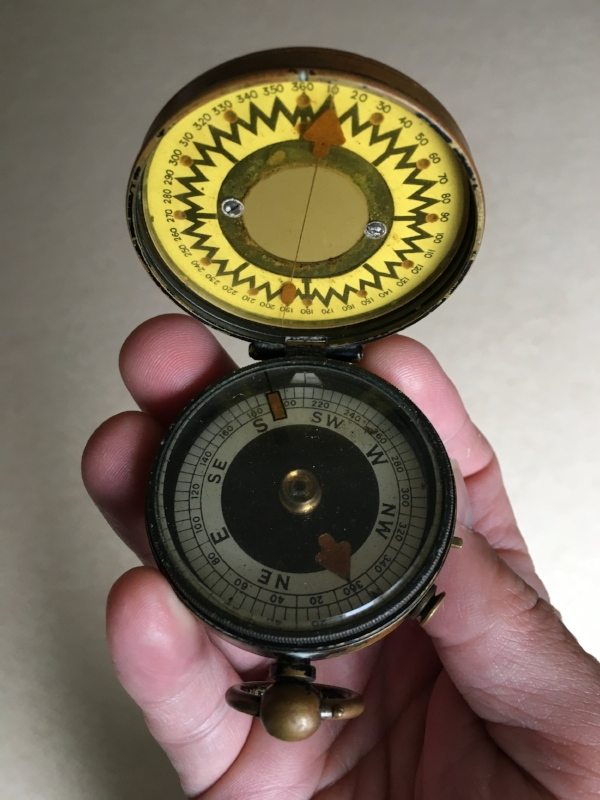 My favourite compass