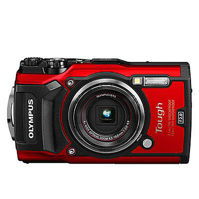 Olympus TG-5 - £364 - 4K and 120FPS Full HD high-speed movie capabilities Super-bright 1:2.0-4.9 wide 25-100 mm 4x optical zoom12-megapixel backlit CMOS sensorWaterproof to 15 mShockproof to 2.1 mCrushproof to 100 kgFreezeproof to -10°CUnrivaled super Macro close-ups from 30cm to just 1cm4K 30P Video Full-HDBuilt-in WiFi and OI.Share app compatibility for remote control and sharing via smartphone GPS, compass and OI.Track app compatibility for fast and accurate location dataExpandable with an extensive range of system converter lenses and accessoriesUnderwater HDR Mode for more definition of dark and light areas AF Area for focusing on selected areas of the imageCustomizable, easily reachable mode dial for quickly accessing key settings on the go.