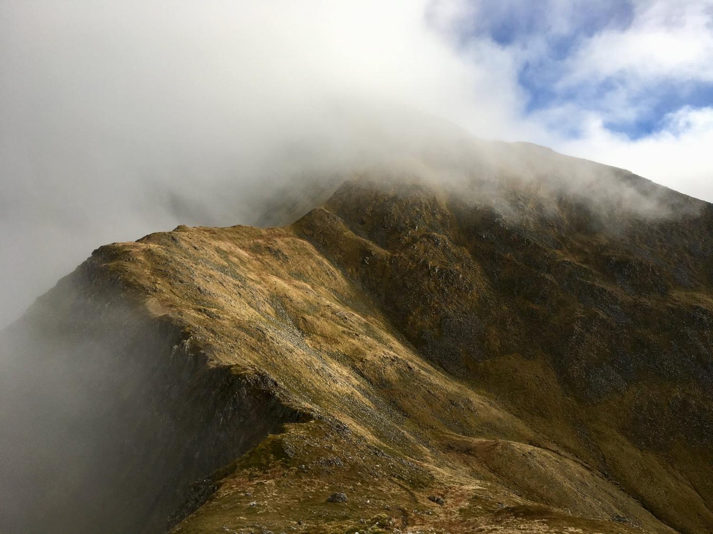 Five Sisters Ridge, Kintail