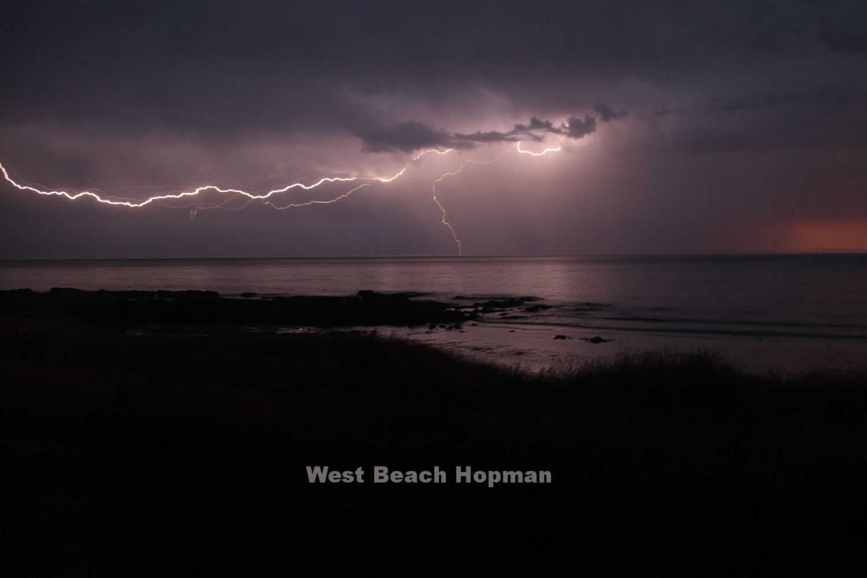 West Beach Hopeman